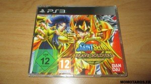 Lot 2 tournoi Saint Seiya Brave Soldiers
