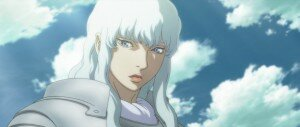Berserk I'age d'or Griffith