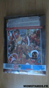 Coffret Blu-Ray DVD One Piece Z