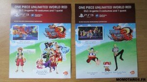 One Piece Unlimited World Red Chopper Edition DLC 2