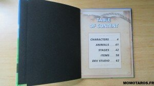 One Piece Unlimited World Red Chopper Edition artbook 1