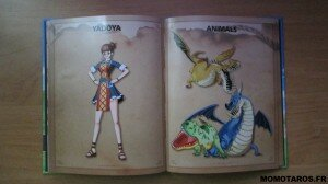 One Piece Unlimited World Red Chopper Edition artbook 3