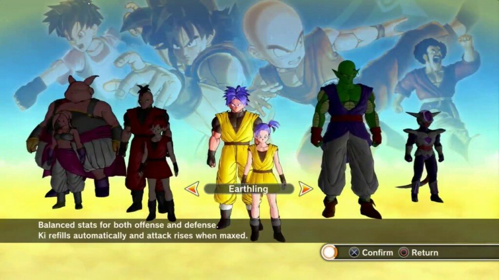 Dragon-Ball-Xenoverse-Customisation