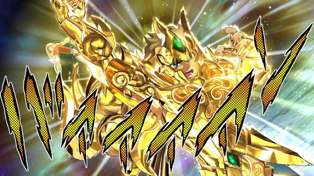 Saint Seiya Soldier's Soul gameplay 7