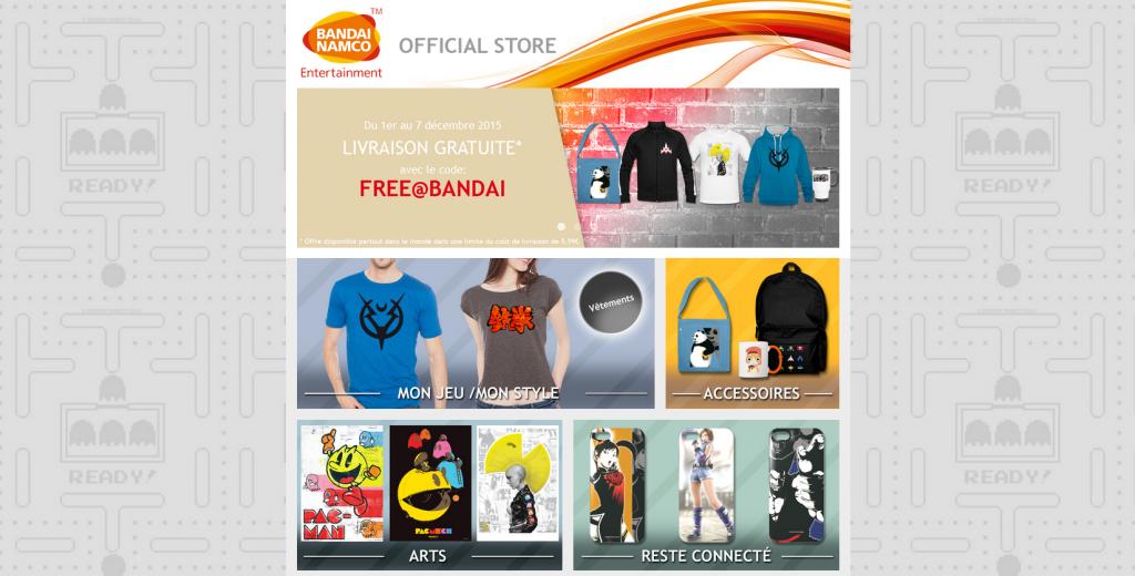Bandai Store