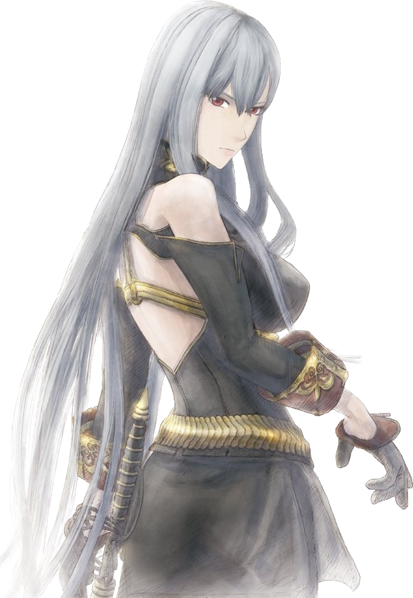 Valkyria Chronicles Silvaria