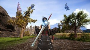 Edge of Eternity arme 2