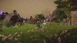 Effet météorologique pluie